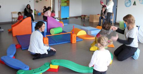 Espace jeux du Relais Petite Enfance des Hauts Tolosans