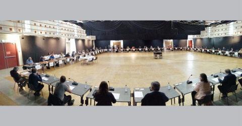 Conseil communautaire des Hauts Tolosans