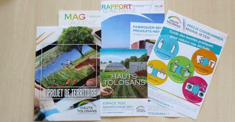 Publications de la Communauté de communes des Hauts Tolosans